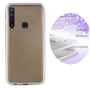 Colorfone BackCover Layer Samsung A9 2018 Zilver