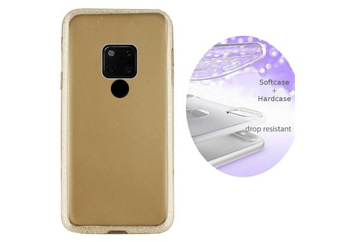 BackCover Layer Huawei Mate 20 Gold