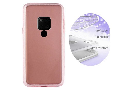 BackCover Layer Huawei Mate 20 Roze
