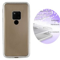 BackCover Layer TPU + PC Huawei Mate 20 Zilver