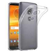Colorfone Motorola Moto G7 Case Transparent - CS3T