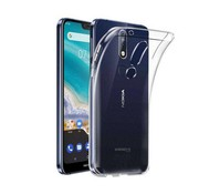 Colorfone Nokia 7.1 Hoesje Transparant CoolSkin3T