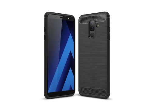Hoes Armour 1 Samsung A6 Plus Zwart