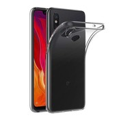 Colorfone Xiaomi Mi 8 Pro Case Transparent - CS3T