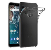 Colorfone Xiaomi Mi A2 Case Transparent - CS3T