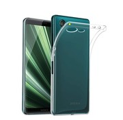 Colorfone Sony Xperia XZ4 Compact  Hoesje Transparant CoolSkin3T