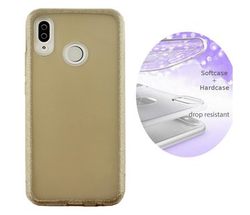 Colorfone BackCover Layer Huawei Y9 2019 Goud