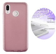 Colorfone BackCover Layer Huawei Y9 2019 Roze