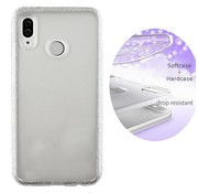 Colorfone BackCover Layer Huawei Y9 2019 Zilver