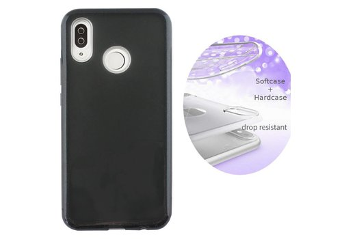 BackCover Layer Huawei Y9 2019 Zwart