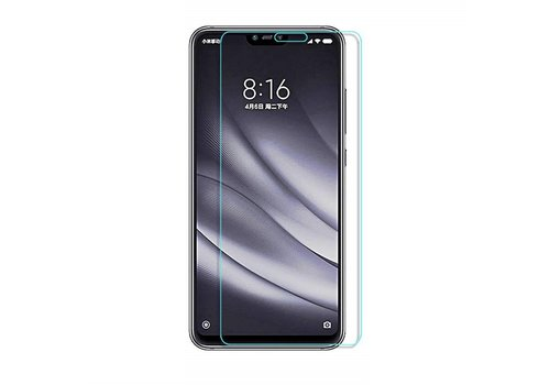 Xiaomi MI 8 Pro Screenprotector Glas 9H