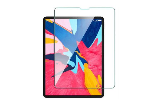 "Apple iPad Pro (2018/12.9"")  Screenprotector - Tempered Glass 9H"