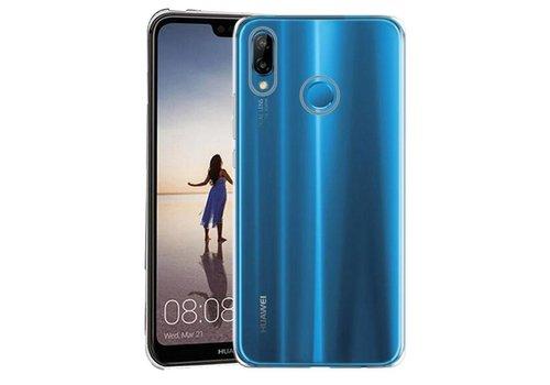 Huawei P30 Lite  Hoesje TransparantCoolSkin3T