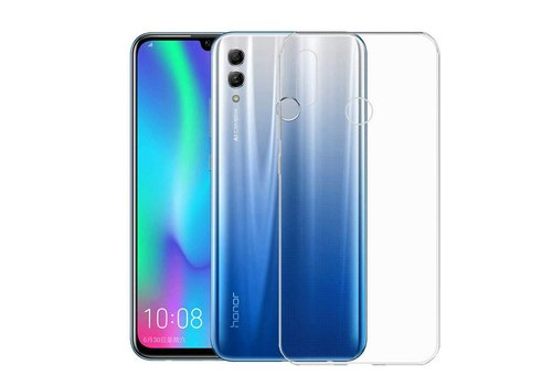 CoolSkin3T Huawei P Smart 2019 Transparant Wit