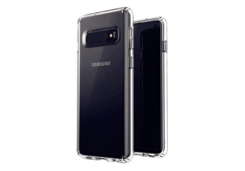 Samsung S10  Hoesje Transparant CoolSkin3T