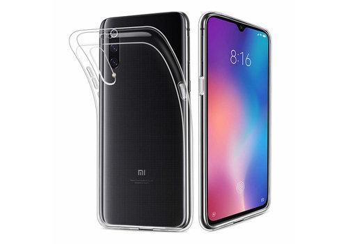 CoolSkin3T Xiaomi MI 9 Transparent White
