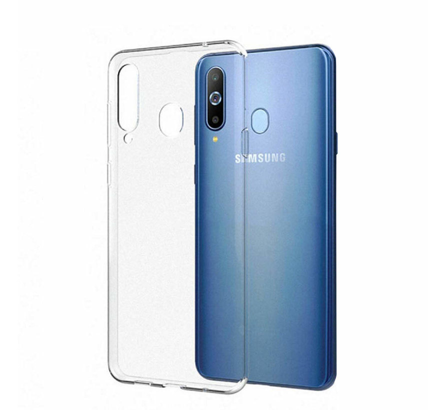 Samsung M20 Siliconen Hoesje Transparant - CoolSkin3T