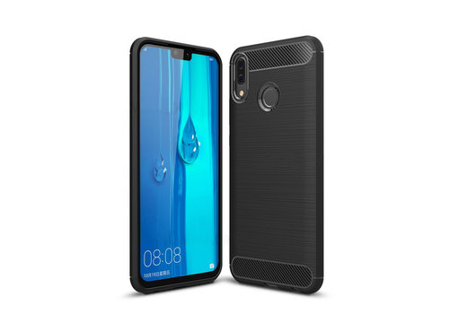 Hoes Armour 1 Huawei Y9 2019 Zwart