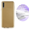 Colorfone BackCover Layer TPU + PC voor Huawei P30 Goud