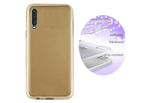 BackCover Layer Huawei P30 Gold