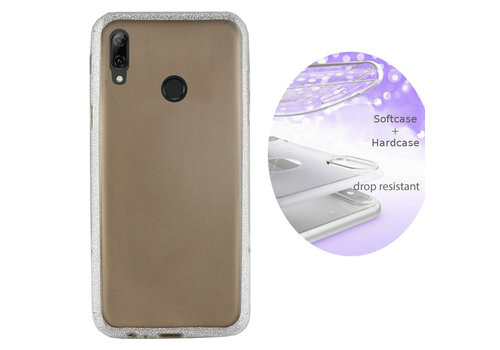 BackCover Layer Huawei P Smart 2019 Zilver