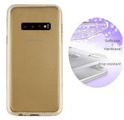 Colorfone BackCover Layer Samsung S10E Goud