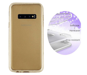 Colorfone BackCover Layer Samsung S10 Plus Goud