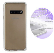 Colorfone BackCover Layer Samsung S10 Plus Zilver