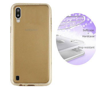 Colorfone BackCover Layer Samsung M10 Goud