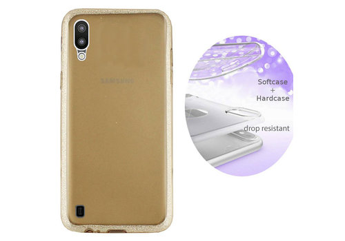 BackCover Layer Samsung M10 Goud