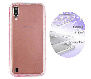 Colorfone BackCover Layer Samsung M10 Roze