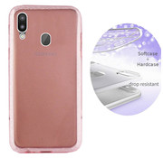 Colorfone BackCover Layer Samsung M20 Roze