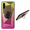 Colorfone BackCover Ring / Magneet Aurora Huawei P30 Goud+Roze