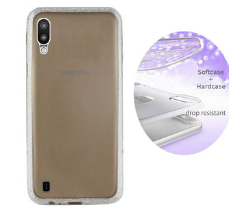 Colorfone BackCover Layer Samsung M10 Zilver
