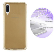 Colorfone BackCover Layer Samsung A70 Goud