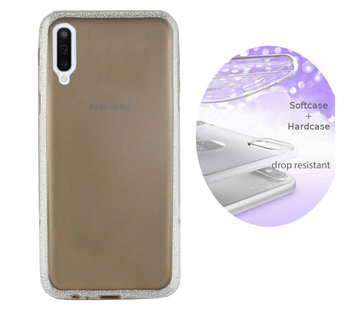 Colorfone BackCover Layer Samsung A70 Zilver