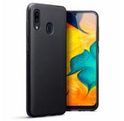 Colorfone Samsung A20 and A30 Case Black - CS Slim