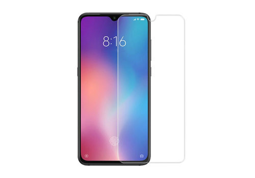 Xiaomi Mi 9 Screenprotector Glas 9H
