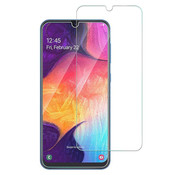 Colorfone Samsung  A20 and A30 and A50 Screenprotector - Glas 9H