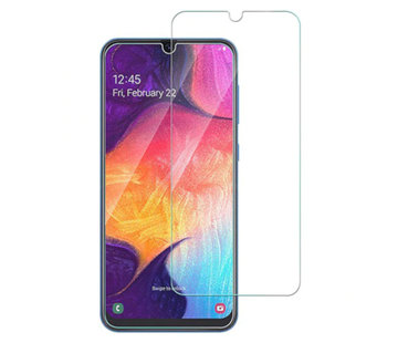 Colorfone Samsung A20 - A30 - A50 Screenprotector Glas 9H