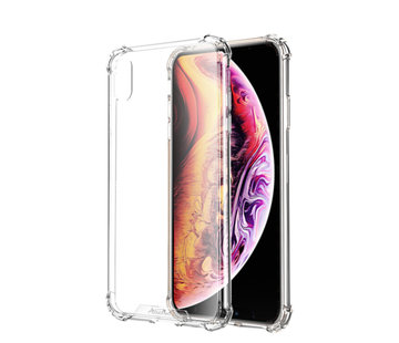 Atouchbo iPhone Xs Max Hoesje Transparant Anti-Shock
