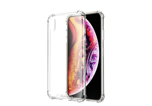 Backcover Anti-Shock iPhone Xs Max Transparent