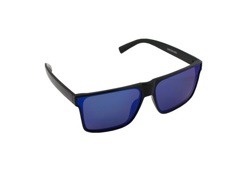 Sunglasses Polaroid Pilot - Black/Blue + case