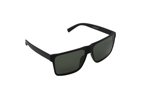 Sunglasses Polaroid Pilot - Black/Green + case