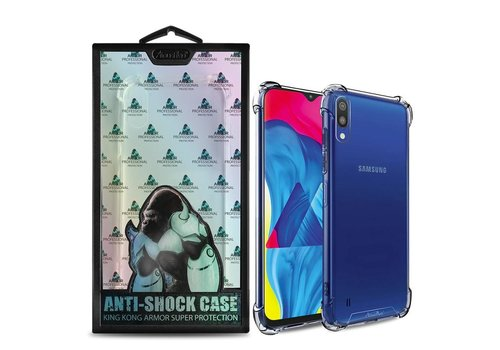 Samsung M10 Hoesje Transparant Anti-Shock