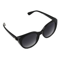Sunglasses UV 400 Cat Eye Black 2714_5