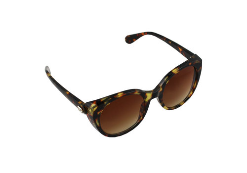 Sunglasses Cat Eye Leopard Brown 2714_2