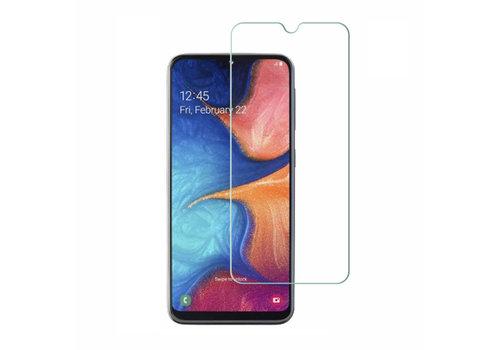 Samsung A20E Screenprotector Glas 9H