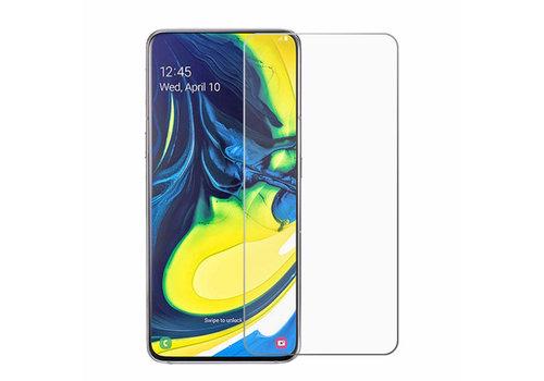 Samsung A80 - A90 Screenprotector Glas 9H
