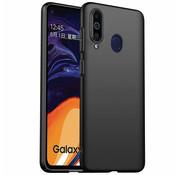 Colorfone Samsung A60  Hoesje Zwart CoolSkin Slim